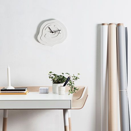 Mt Fuji Wall Clock by UNTITLED STORY