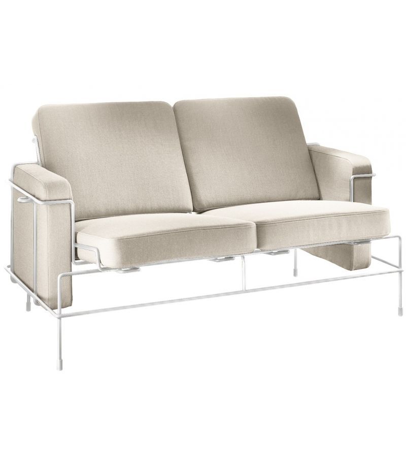 Traffic 2 Seater Sofa by Magis Design