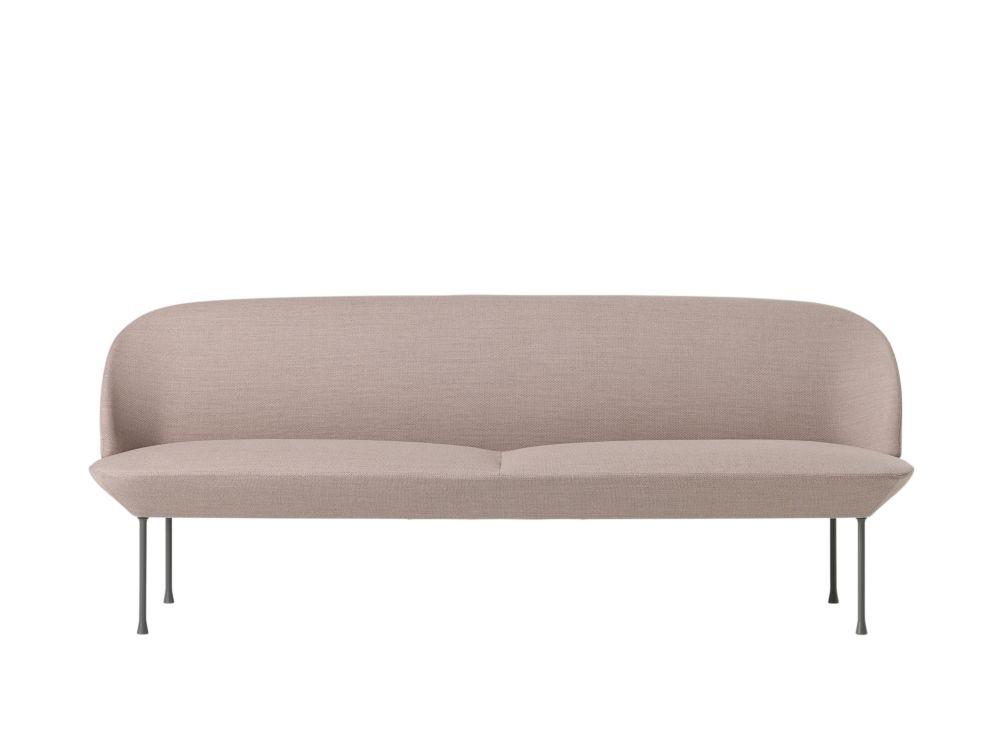 Oslo Sofa - 3 Seater by Muuto