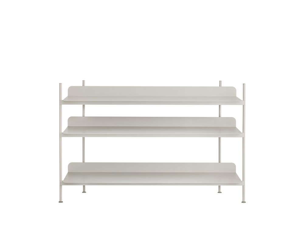 Compile Shelving System by Muuto