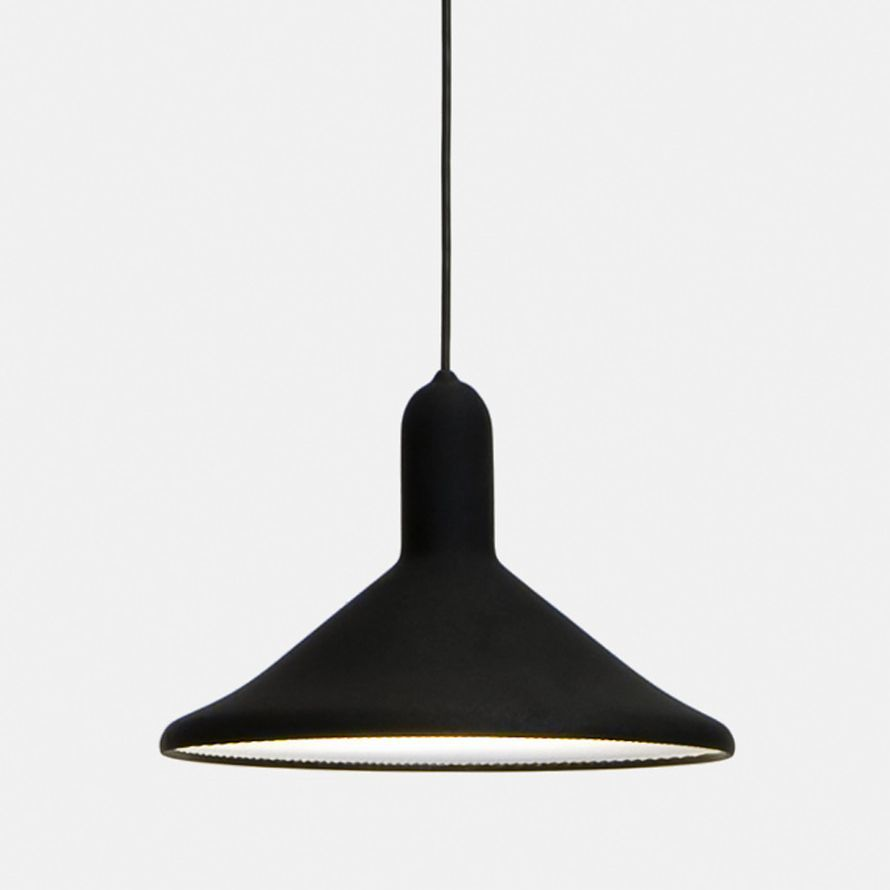 . torch pendant light  s cone by established  sons