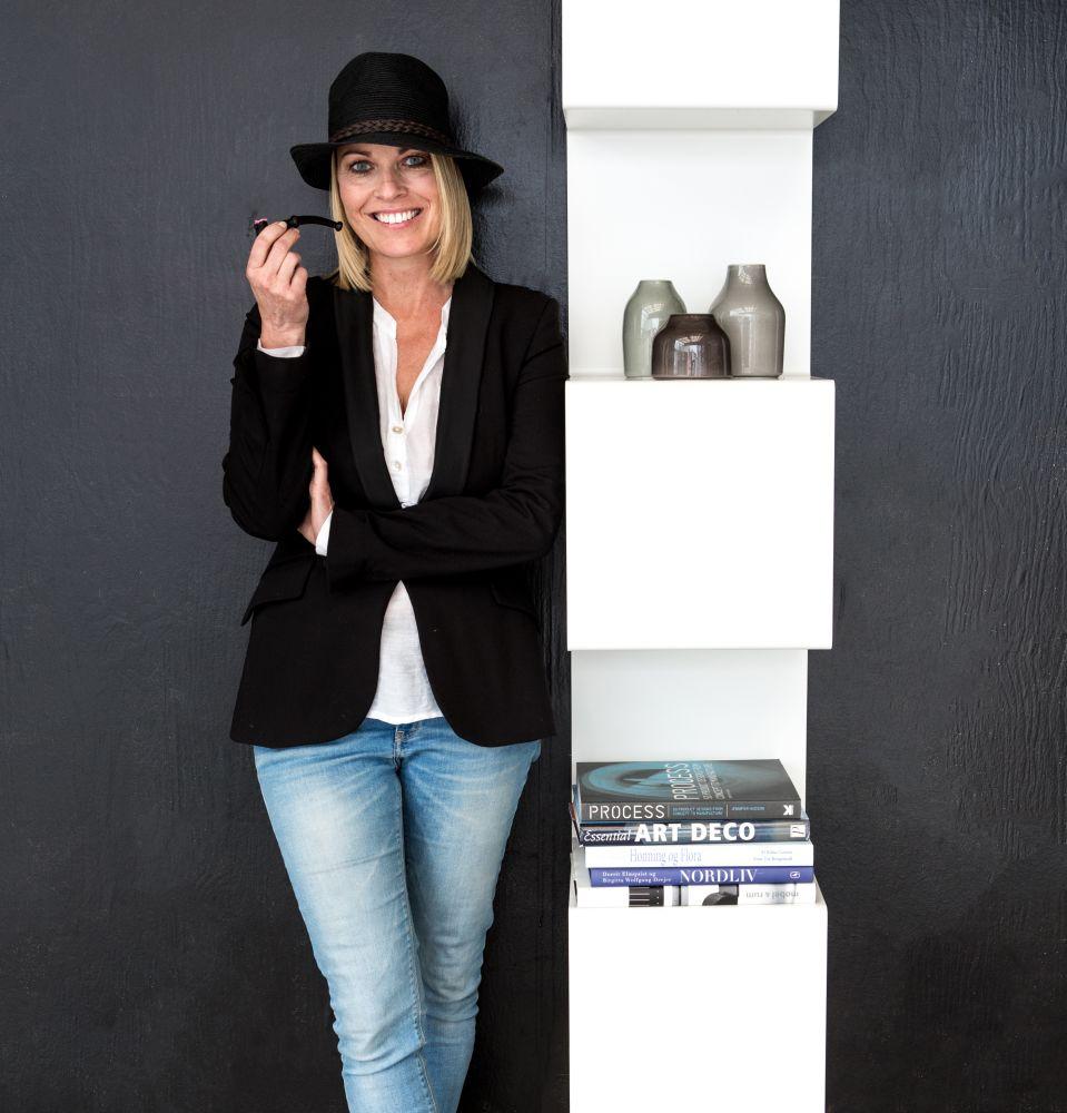 Designer Anne Linde