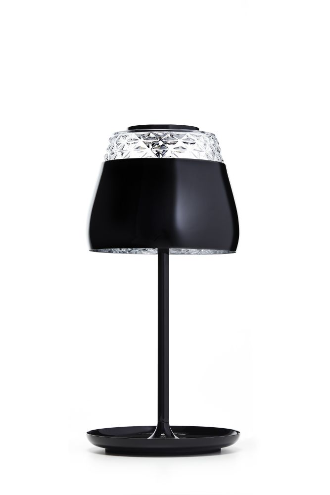 valentine table lamp black by marcel wanders for moooi