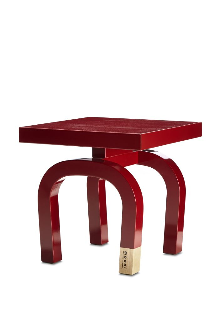 Common Comrades Side Table Emperor by moooi