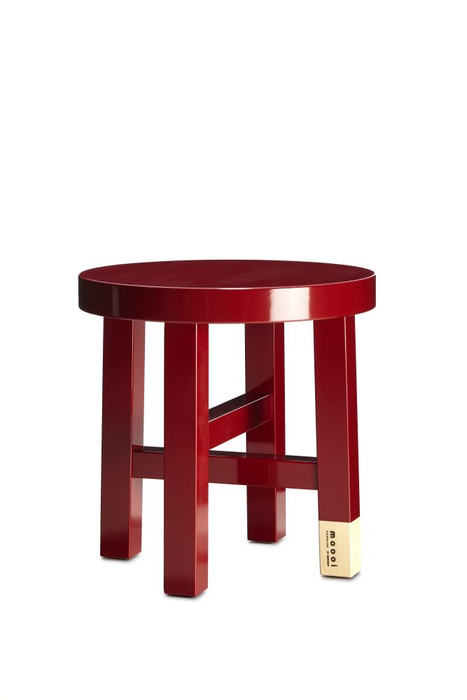 Common Comrades Side Table Scholar by moooi
