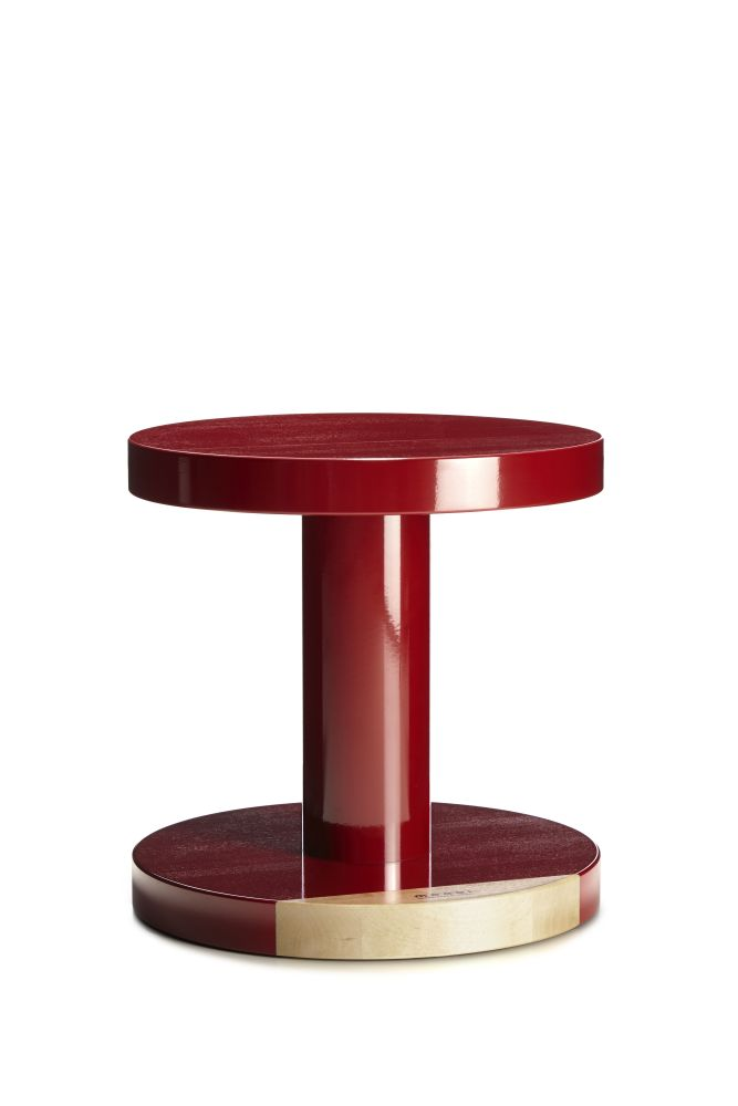 Common Comrades Side Table Seamstress by moooi