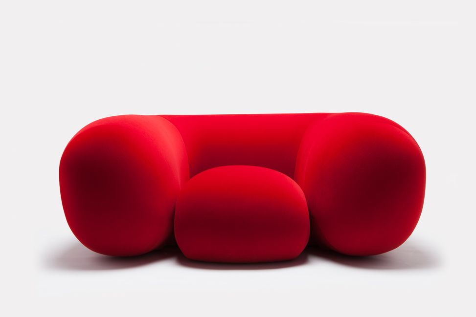 Mollo Armchair by Established & Sons