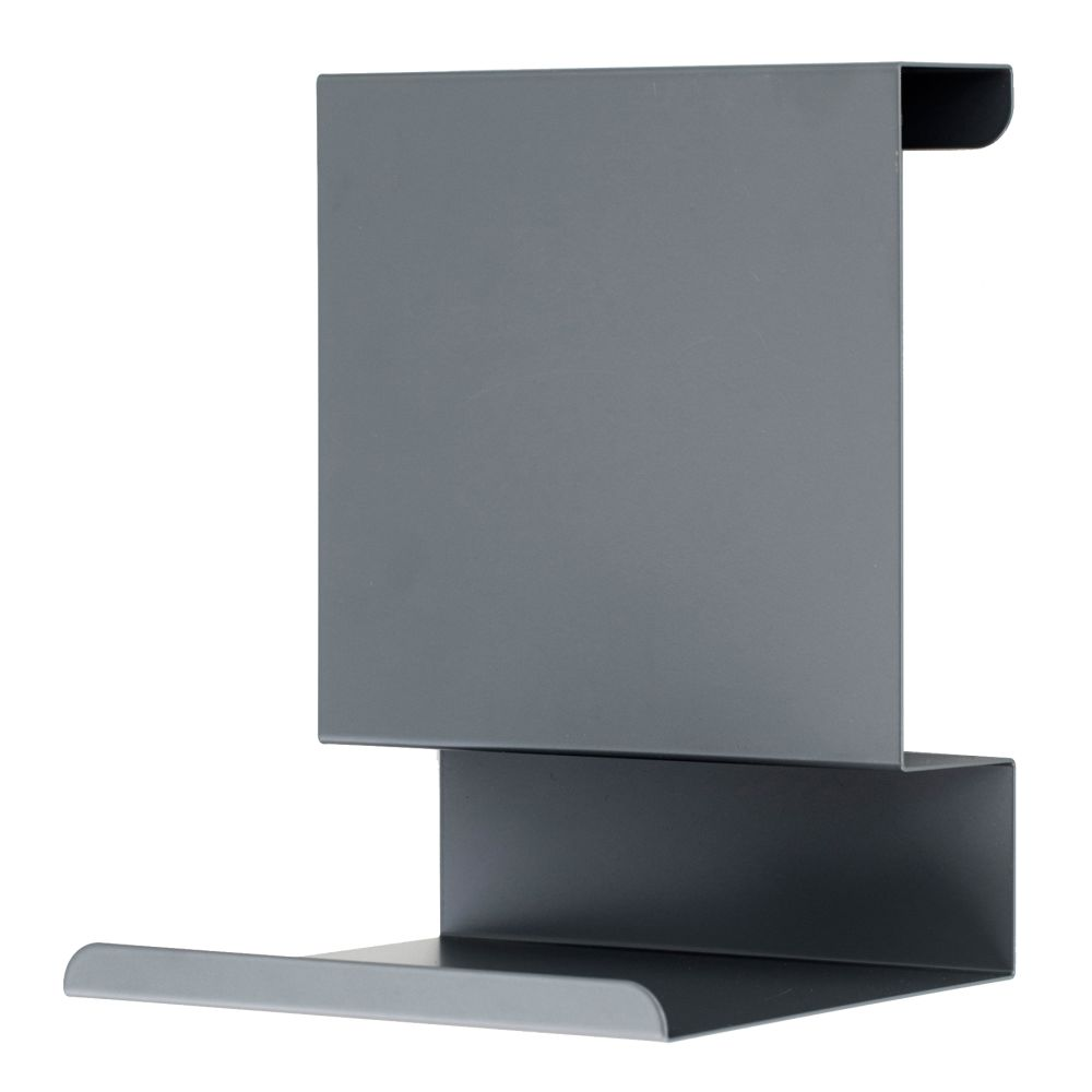 Anthracite Ledge:able Shelf