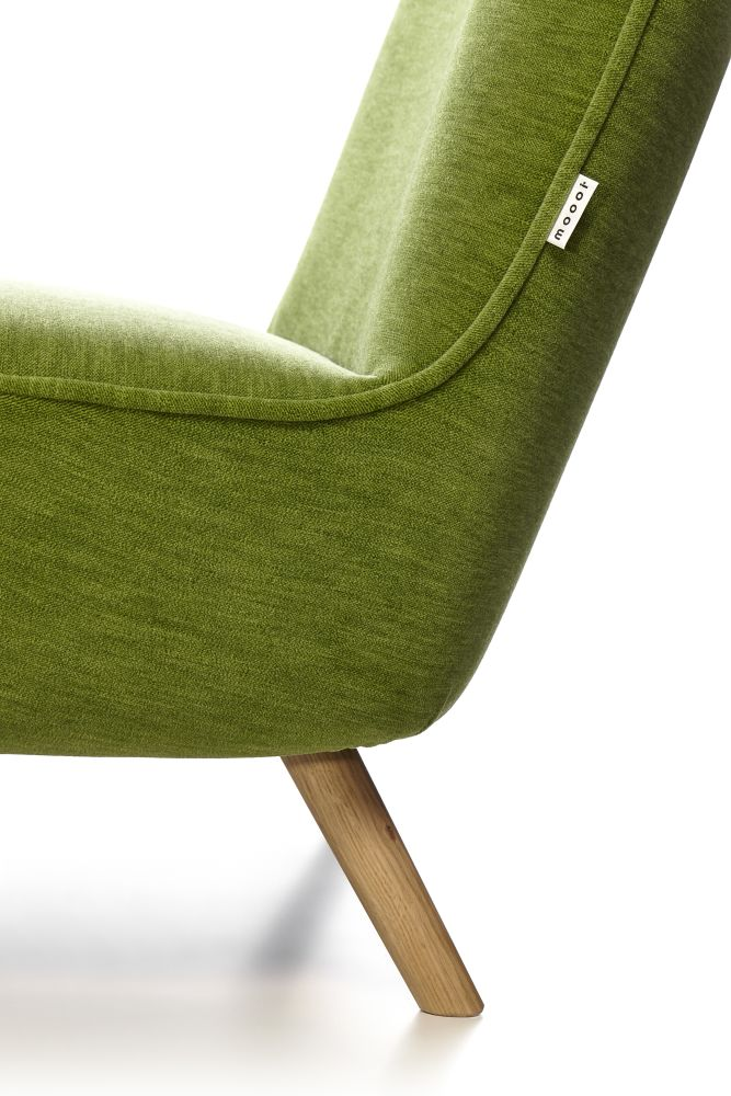 Cocktail Lounge Chair by moooi