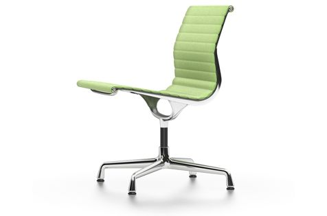 Select this configuration  sc 1 st  Clippings & EA 105 Aluminium Chair - non Swivel Without Arms by Vitra