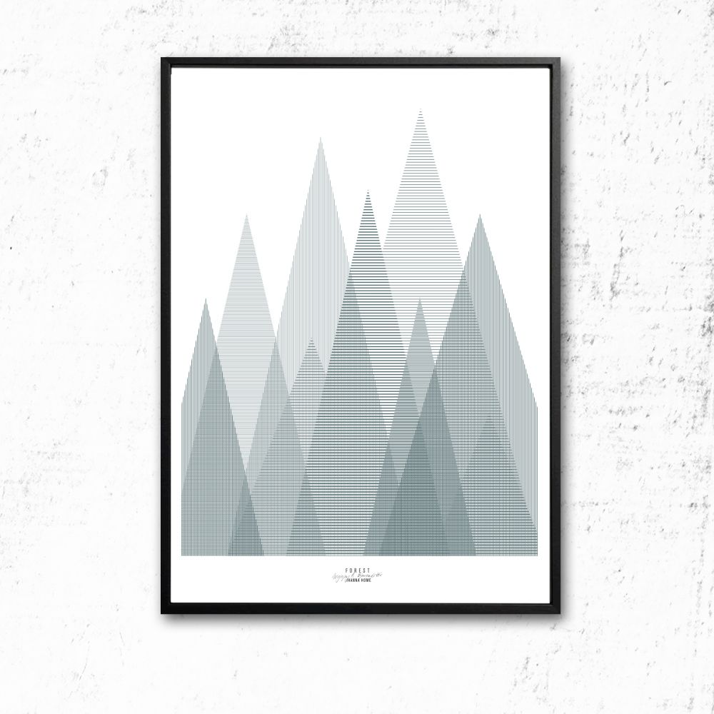 Posters by IHANNA HOME