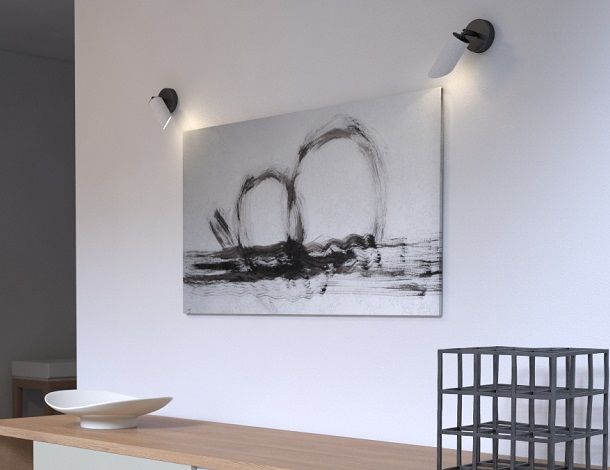 Maceo Concrete Wall Light by URBI ET ORBI