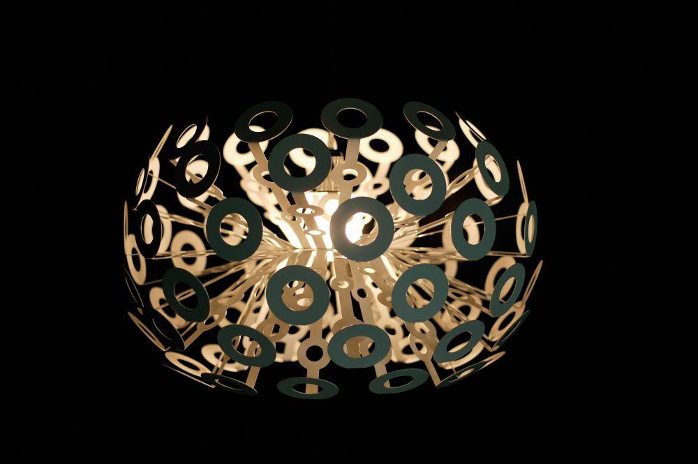 Dandelion pendant light by richard hutten for moooi people need people people need light out of nothing dandelion was born audiocablefo