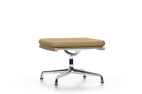 EA 223 Soft Pad Stool - Non Swivel by Vitra