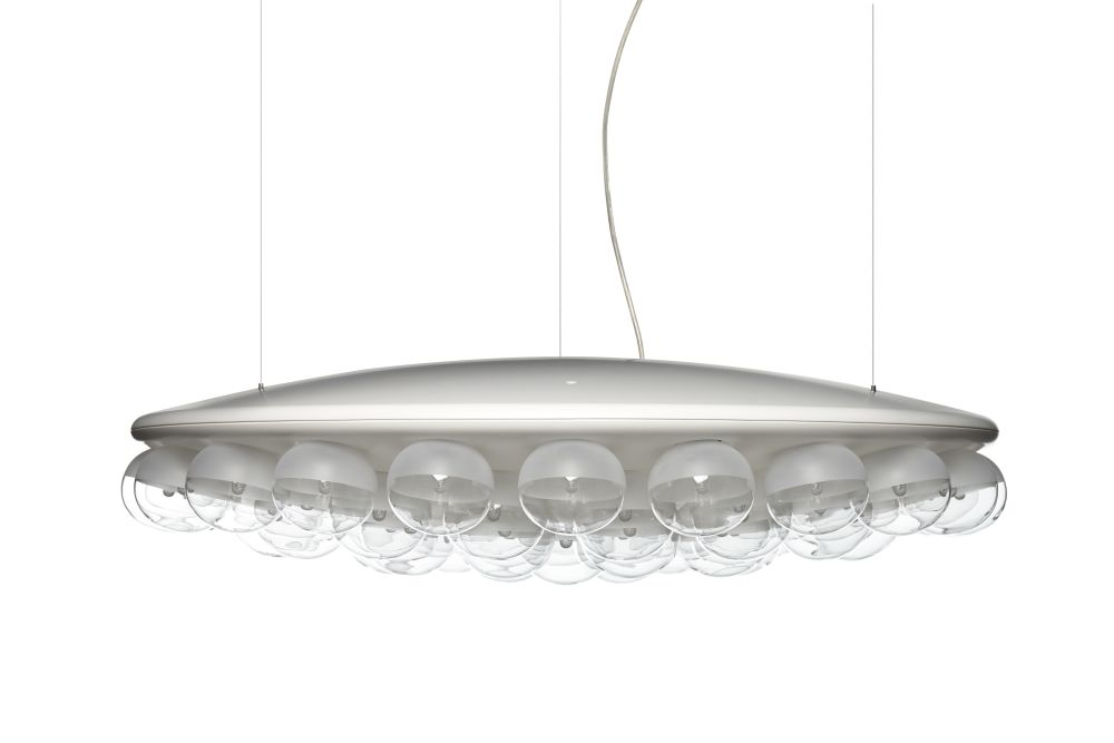 Prop Pendant Light - Single, Round by moooi