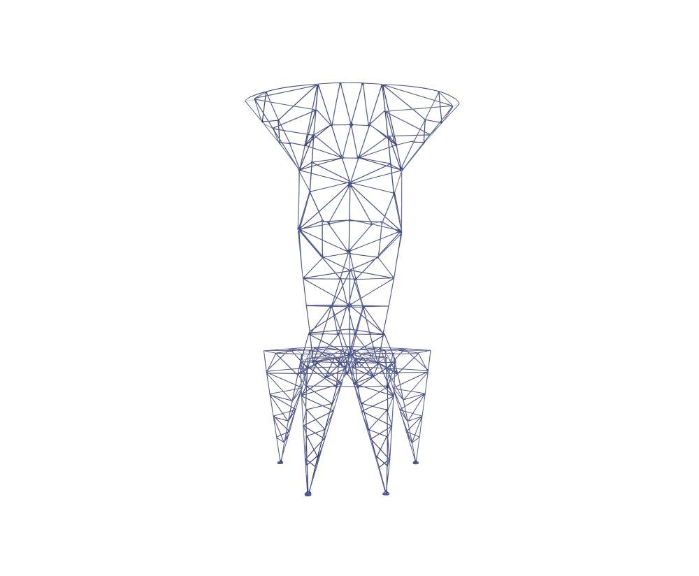 Pylon Chair by Tom Dixon