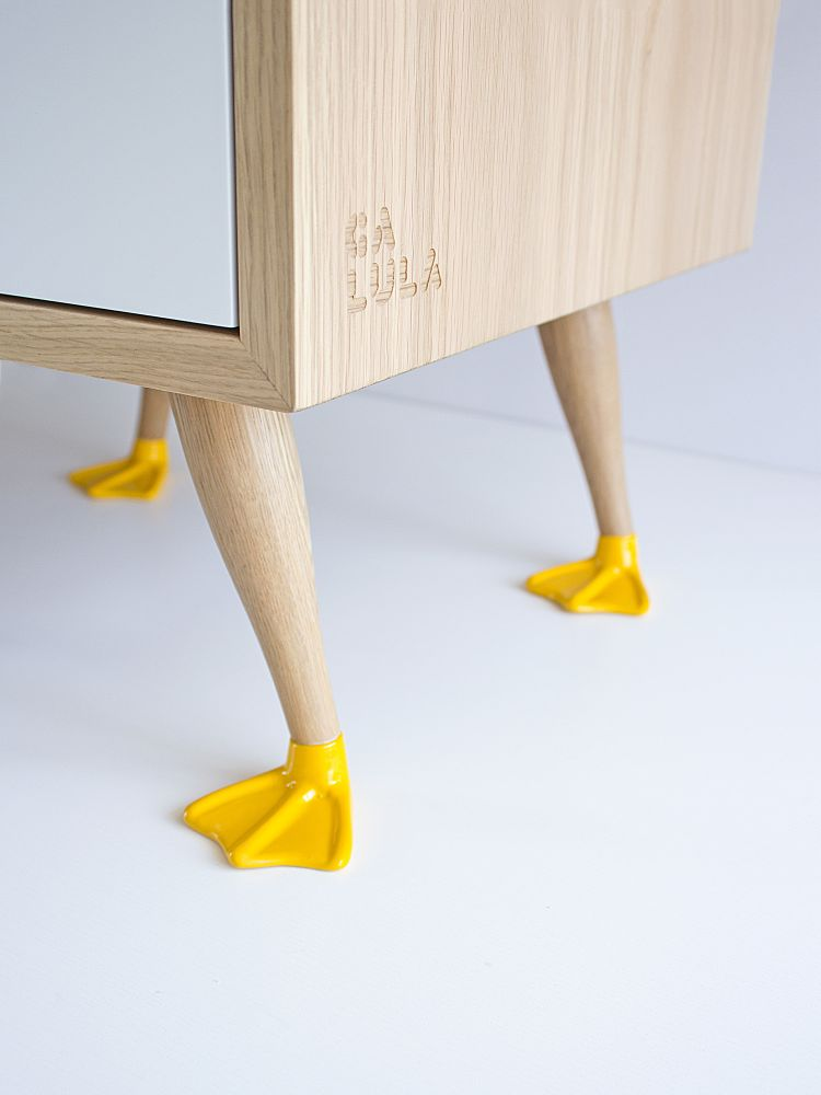 Tio End Table by GALULA