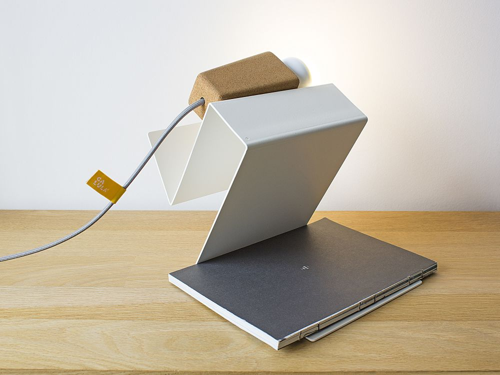 Glint #3 Desk Lamp by GALULA