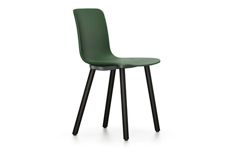 HAL Wood Chair by Vitra