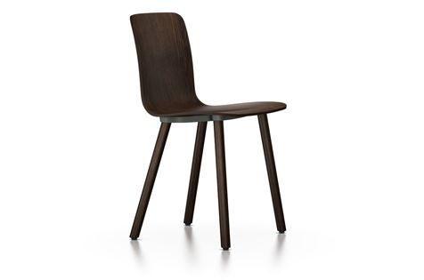 HAL Ply Wood Chair by Vitra