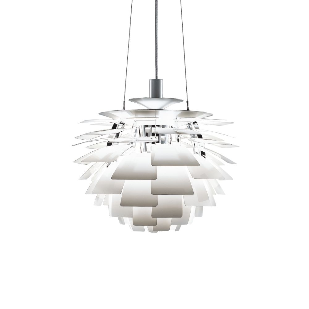 Ph artichoke pendant light 96w led 2700kcopper by louis poulsen aloadofball Image collections