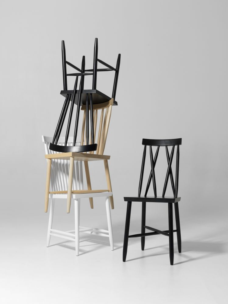 Family No.2 Chair by Design House Stockholm