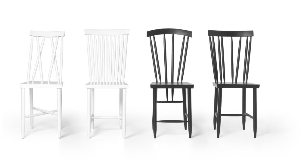 Family No.3 Chair by Design House Stockholm