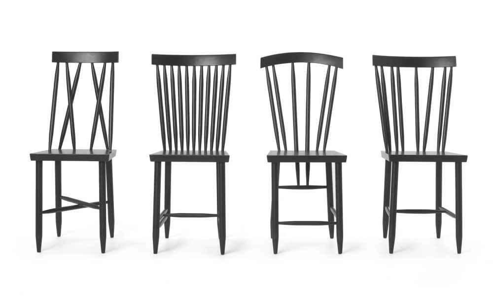 Family No.4 Chair by Design House Stockholm