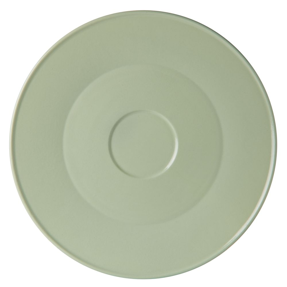 Unison Ceramic Big Plate by Schneid