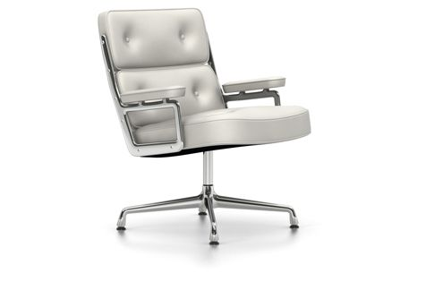 ES 108 Lobby Chair - Swivel, With Armrests by Vitra