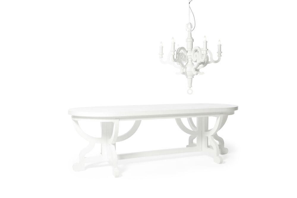 Paper Dining Table by moooi