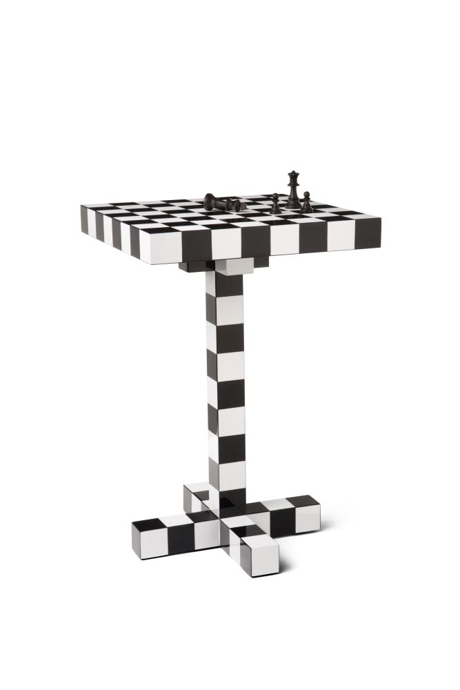 Chess Side Table by moooi
