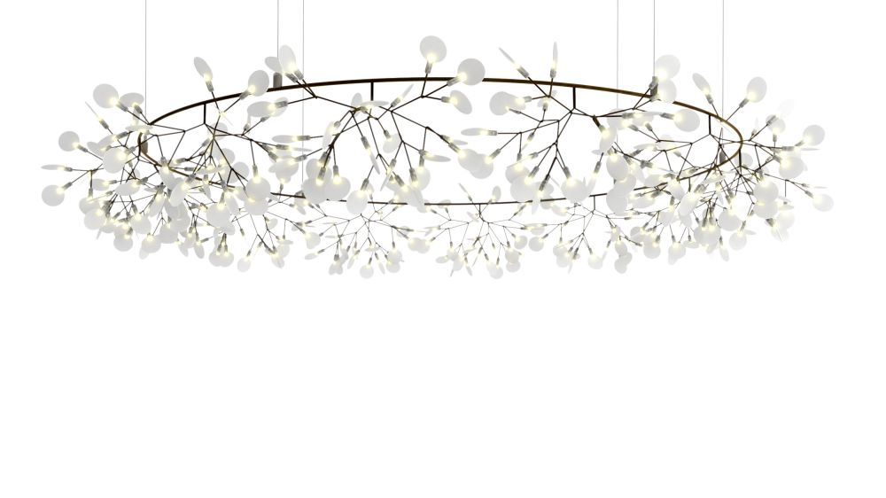 Heracleum the Big O Pendant Light by moooi