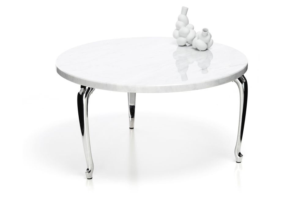 Bassotti Coffee Table - Round by moooi