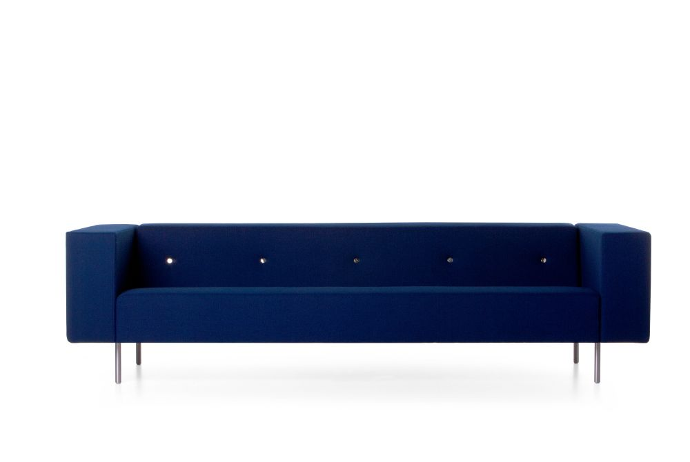 Bottoni 3 Seater Sofa by moooi