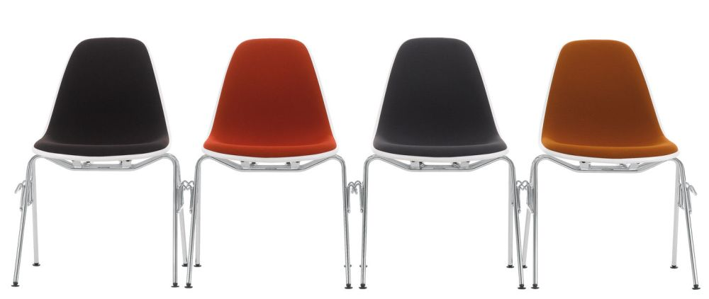 DSS - With Full Upholstery by Vitra