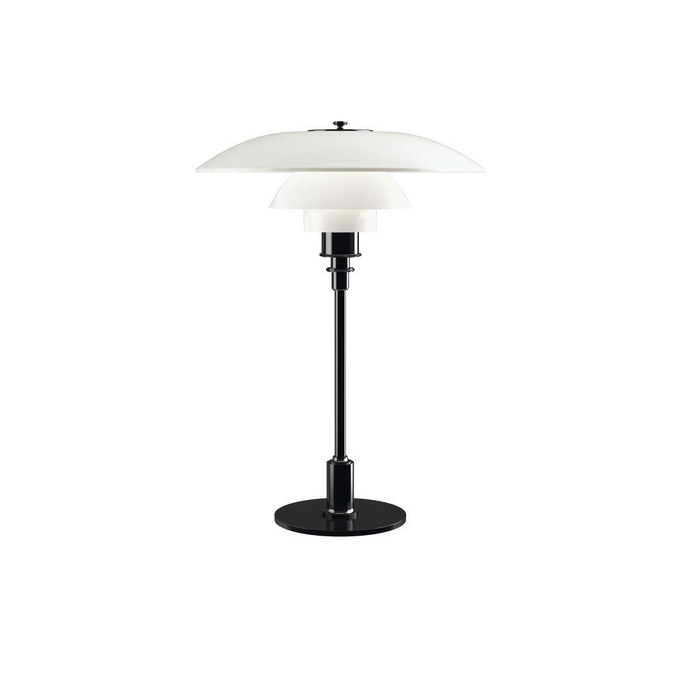 PH 3½-2½ Glass Table Light by Louis Poulsen