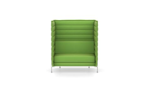 Alcove Highback Love Seat by Vitra