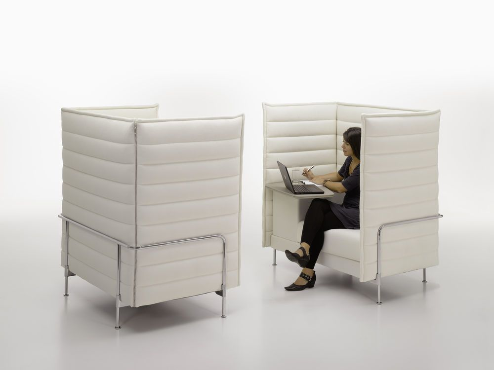 Alcove Highback Work By Vitra