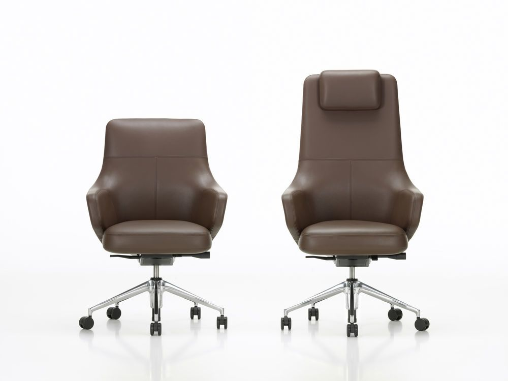 Grand Executive Lowback by Vitra