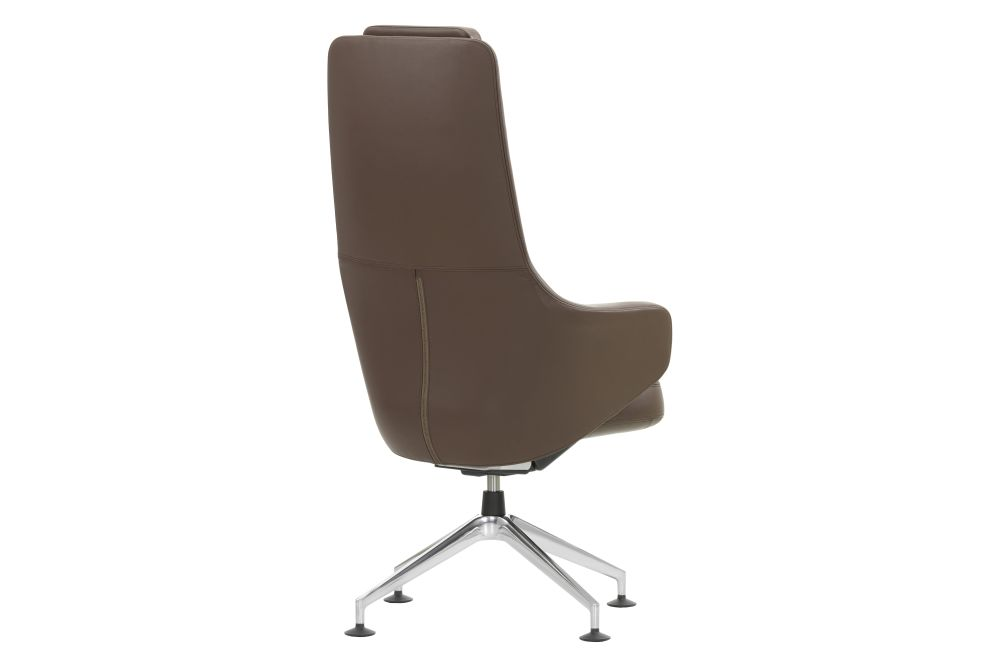 Grand Conference Highback by Vitra