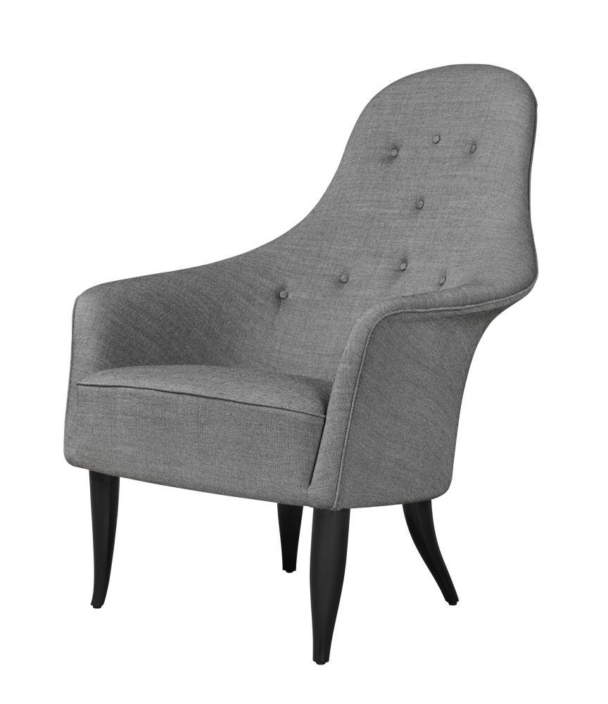 Adam Lounge Chair by Gubi