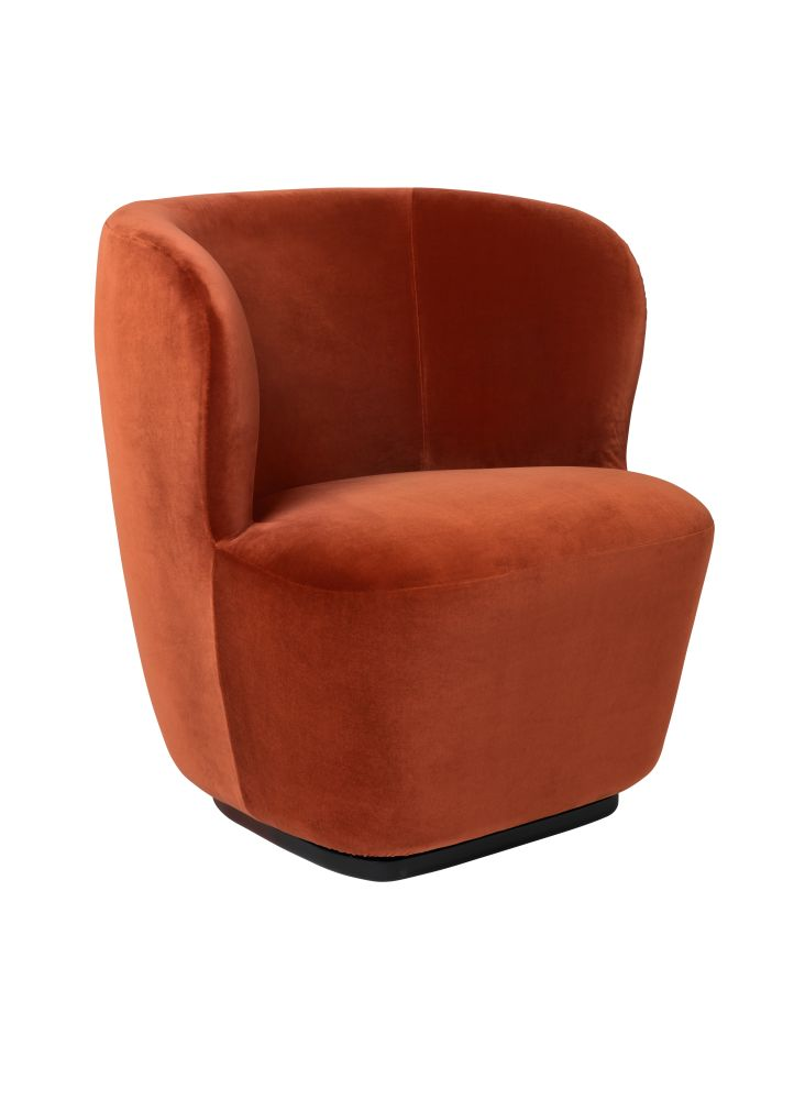 Stay Lounge Chair Small Returning Swivel Fame Hybrid