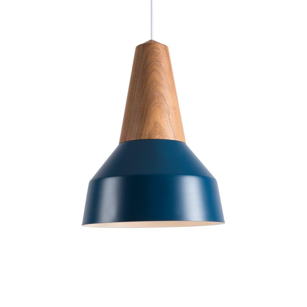 Eikon Basic Walnut Nordic Blue
