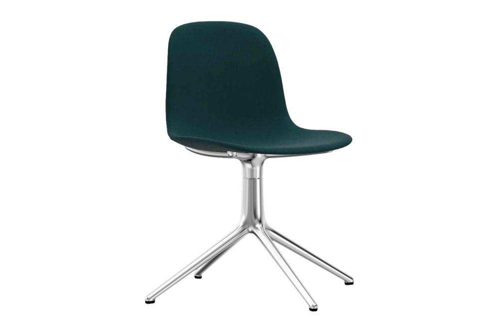 Form Swivel Chair 4L - Fully Upholstered by Normann Copenhagen