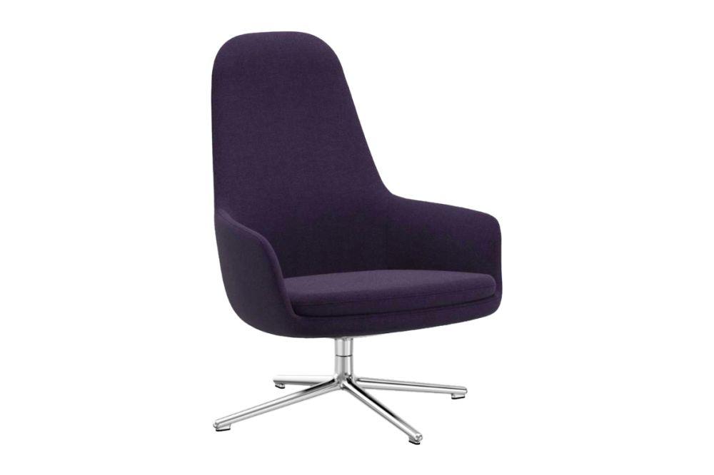 Era Lounge High Chair Swivel by Normann Copenhagen