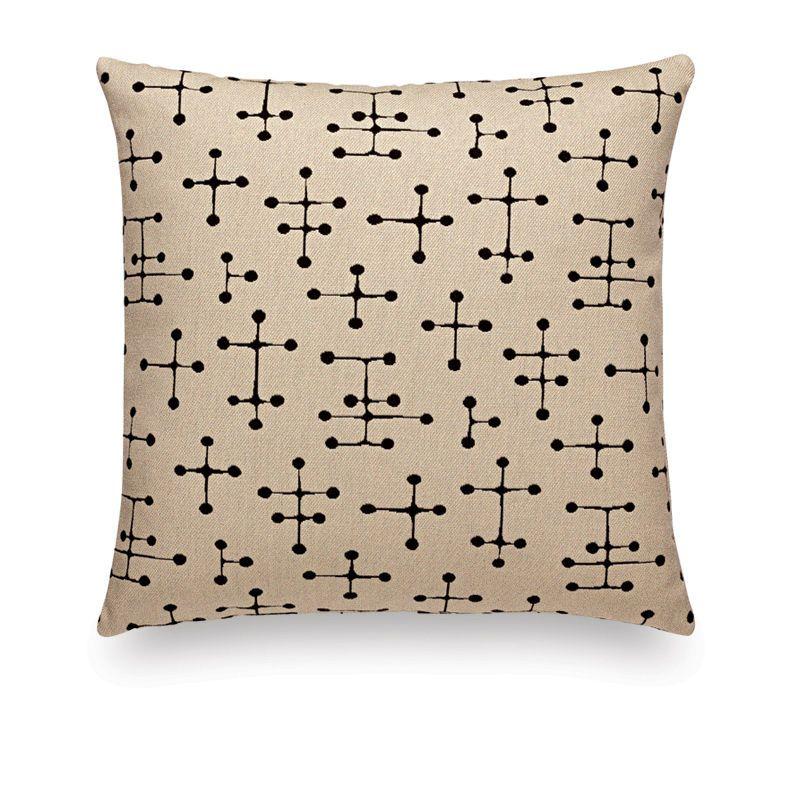 Small Dot Pattern Document Classic Pillow Maharam by Vitra