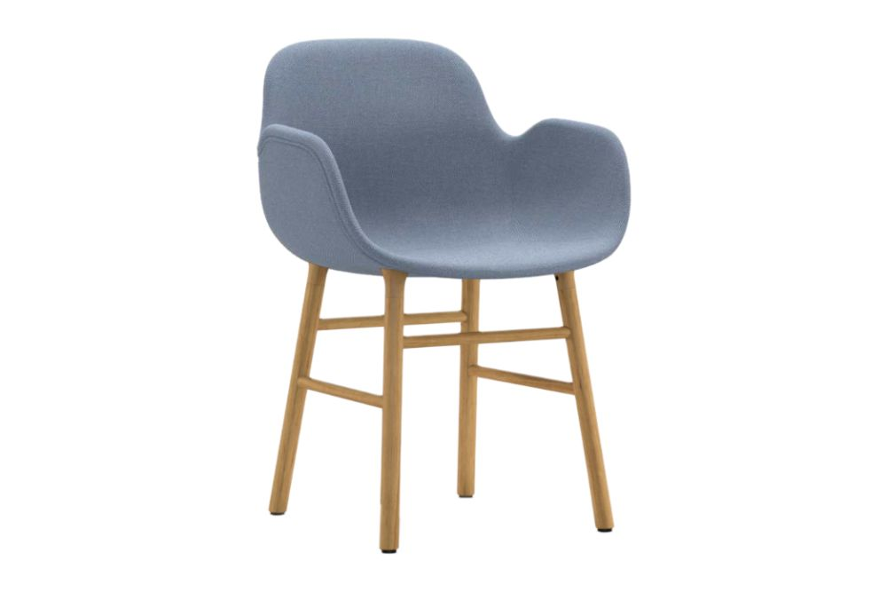 Form Armchair - Fully Upholstered by Normann Copenhagen