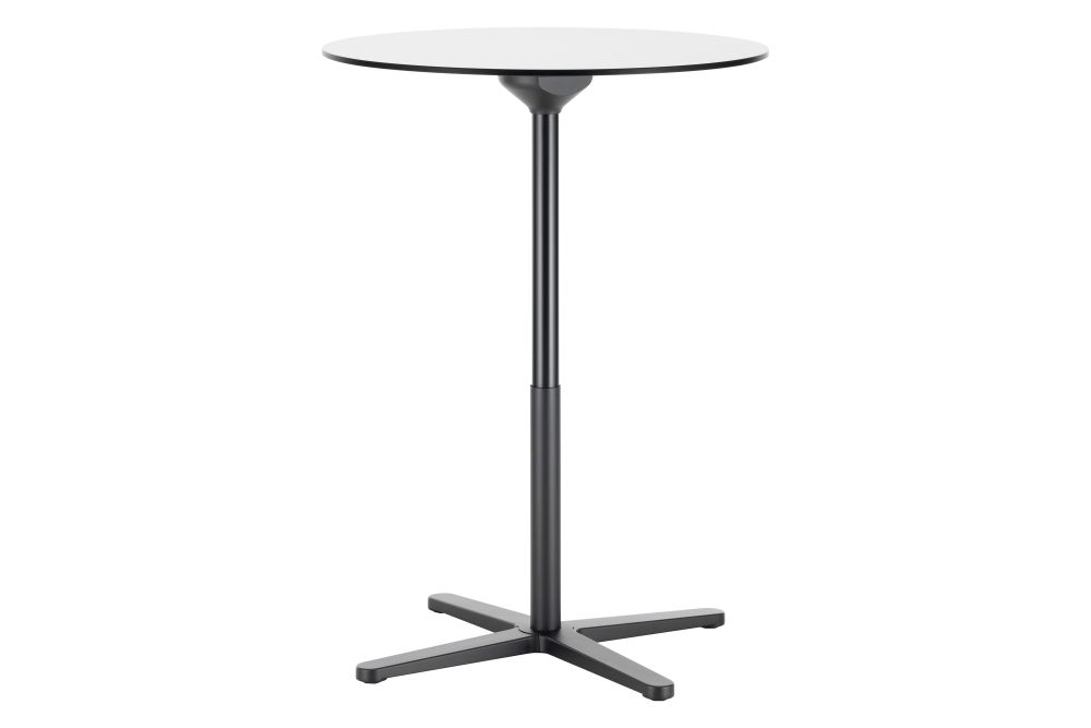 Super Fold Round Stand-up Table by Vitra