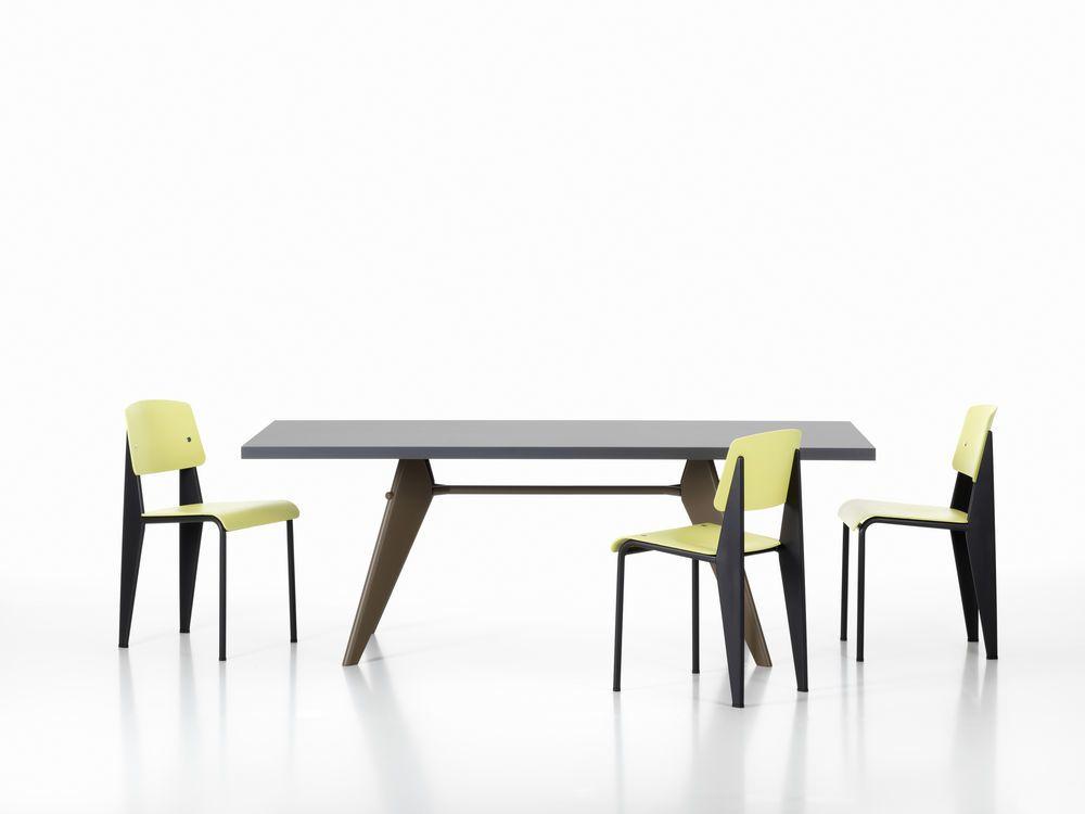 EM Table (HPL) by Vitra